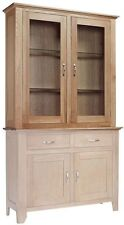 Less than 60cm High Oak Sideboards