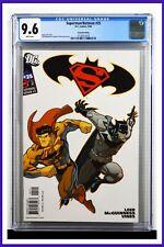 Superman Batman #25 CGC Graded 9.6 DC May 2006 2nd Printing Comic Book.