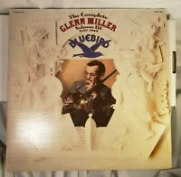 BLUEBIRD – THE COMPLETE GLENN MILLER VOL 3 1939-40  AXM2-5534  RCA  1976  2 LP's