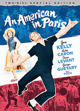 An American in Paris Two-Disc Special Edition Ships in 24 hours!