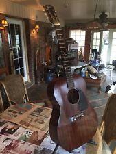 Vintage Gibson Acoustic Guitar Alligator Leather Case Antique