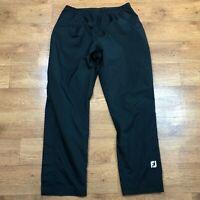 Footjoy Dryjoys Waterproof Trousers Black XL