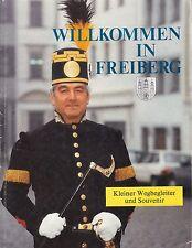 Willkommen in Freiberg, kleiner Wegbegleiter und Souvenir, 1990