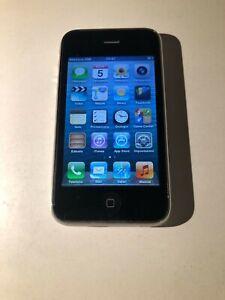 Smartphone Apple iPhone 3GS 16GB BiancoModel A1303. iOS 6.1.6 SBLOCCATO