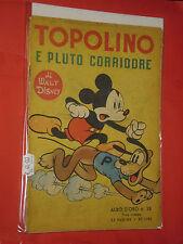 ALBO D'ORO-TOPOLINO n° 38-b-DEL 1951-uomo nuvola-DA LIRE 40-mondadori-disney
