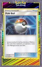 Poké Ball - SL1:Soleil et Lune - 125/149 - Carte Pokemon Neuve Française