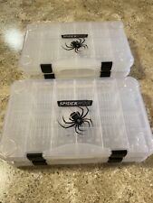 SpiderWire Storage or Tackle Containers