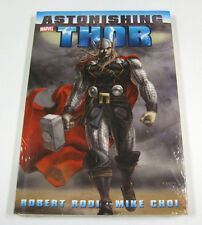 Astonishing Thor Hardcover Book HC GN BRAND NEW & FACTORY SEALED MARVEL COMICS