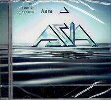 CD - ASIA - The definitive collection