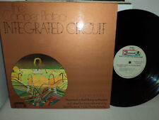 THE COPPER PLATED INTEGRATED CIRCUIT PLUGGED IN POP STERLING AUDIOPHILE LP NM