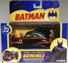 Corgi Batman Diecast Material Vehicles