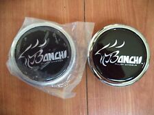 Banchi Alloy Wheel Center Caps #C009 (SET OF 2)