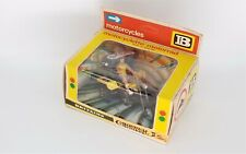 BRITAINS 1974 MOTORCYCLE CHOPPER TRIKE  WITH CANOPY MIB #9674 WORLDWIDE SHIPPING