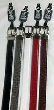 Men's Belts Stacy Adams Quality Belt Reversable Adjustable Formal Casual NEW
