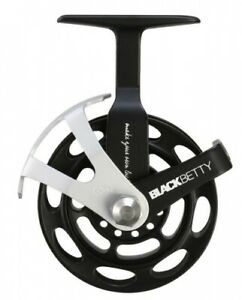 13 Fishing Black Betty In Line Ice Reel Left OR Right Hand Ice Fishing Reel