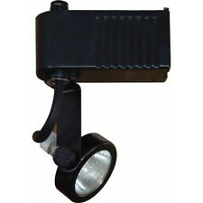 Volume Lighting 1-Light Black Track Lighting, Black - V2741-5