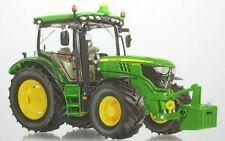 John Deere 6125R Tractor (verde)