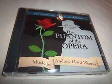 Selections from Phantom of the Opera by Chicago Musical Revue NEW SEALED CD