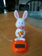 New Solar Powered Dancing Easter Bunny Toy