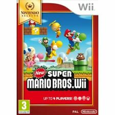New Super Mario Bros. Wii - New and Sealed