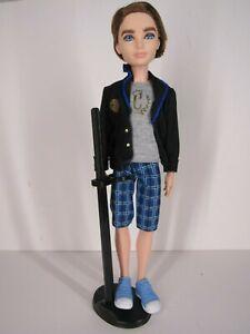 Monster High Ever After High Dexter Charming Mattel boy doll