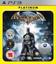 Batman: Arkham Asylum-Platinum (PS3), muy buen Playstation 3 Video Juegos