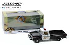 GREENLIGHT 13550 1975 Ford F100 - California Highway Patrol Diecast Pickup 1:18