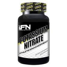 Potassium Nitrat (IFN) 120 Caps