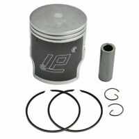 For Kawasaki KDX250 Cylinder Bore Size 67.9mm Piston Kit with Rings Clip Set