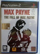 MAX PAYNE 2 THE FALL OF MAX PAYNE PS2 EDIZIONE ITALIANA NUOVO SIGILLATO