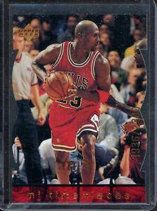 1998 Upper Deck MJX Michael Jordan MJ Timepieces /2300 #67
