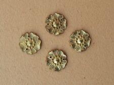 Lot de 4 petits anciens  bronzes d'ameublement en bronze de style Louis XVI