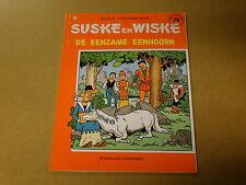 STRIP / SUSKE EN WISKE 213: DE EENZAME EENHOORN | 1ste druk