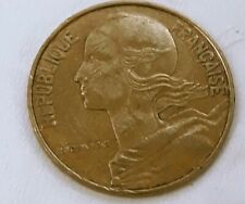 World Coins - France 20 Centimes 1978 Coin KM# 930