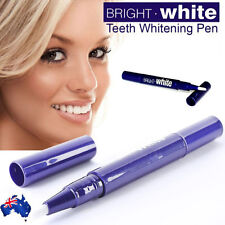 Professional BRIGHT WHITE Teeth Whitening Pen Tooth Gel Whitener Bleaching Kit