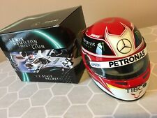Lewis Hamilton 2019 Mercedes AMG F1 1/2 Half scale helmet. made by Bell