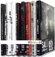 SAW - LA SAGA HORROR COMPLETA 8 FILM (8 DVD) INCLUSO SAW LEGACY