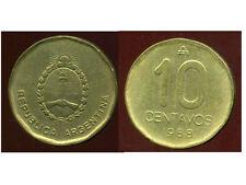 ARGENTINE 10 centavos 1988  ( bis )