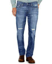 LEVI'S 514 STRAIGHT FIT JEANS STYLE # 005140727 SIZE 30X32 NWT MSRP $59.50