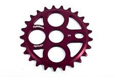 FLY BIKES Circulo RUOTA DENTATA 25T Nero-Bicicletta BMX -