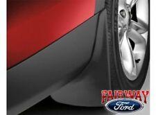 11 thru 18 Explorer OEM Genuine Ford Molded Splash Guards Mud Flaps REAR Pair