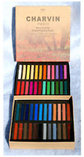 CHARVIN ARTIST WATER-SOLUBLE PASTEL PAINTING STICKS 48 COLORS NEW IN BOX