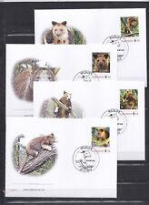 Cook Islands 2012 - FDC - Dieren/Animals/Tiere - (WWF/WNF)