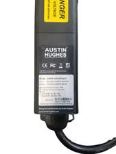 More details for austin hughes electronics ltd v20uk-32a-w monitored vertical 20 x uk sockets