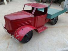 Very rare Australian made Tuffa Toys truck. Very large toy.