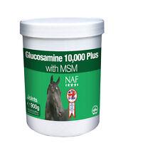 Equine Glucosamine 10,000 plus MSM (900gm) - NAF