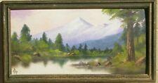 Southwestern Landscape by Willard Page