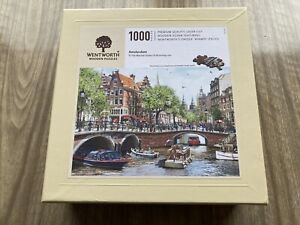 Wentworth Wooden Jigsaw Puzzle 1000 Pieces Amsterdam!