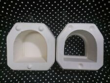 "1987 Scioto Molds S-1237 Mail Box (7"") Ceramic Sip Casting Mold"