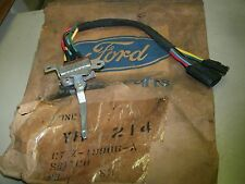 NOS 1967 FORD MUSTANG A/C BLOWER MOTOR SWITCH